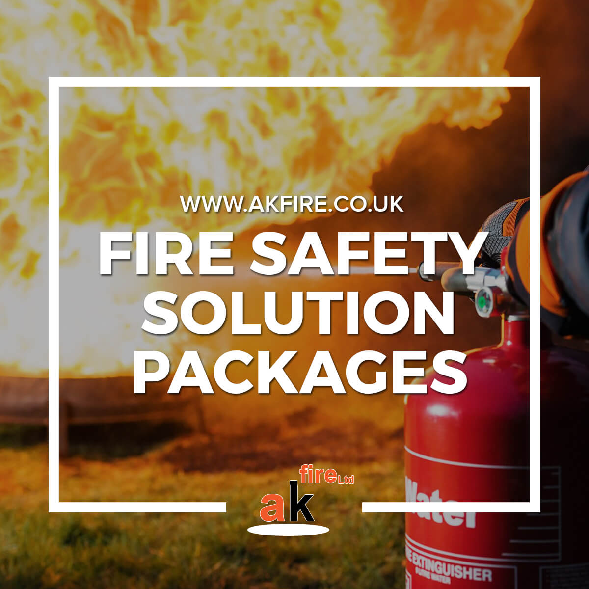 AK Fire Offers great fire protection packages for all fire safety requirements.